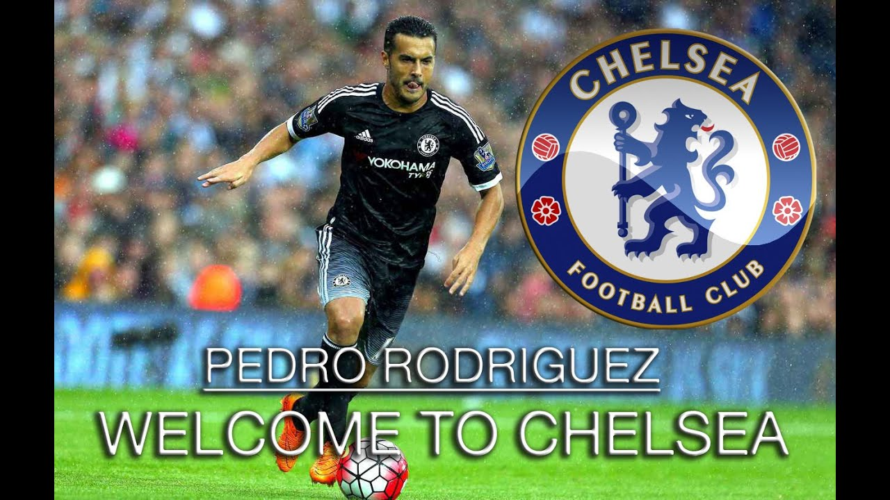 Download Pedro Rodríguez · Welcome to Chelsea · Goals, Assists & Skills · HD