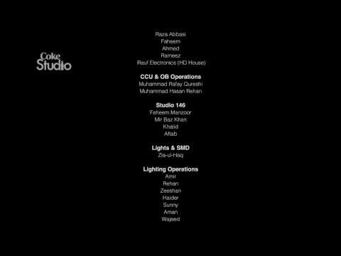 Coke Studio Pakistan, Season 7, Episode 5, End Credits