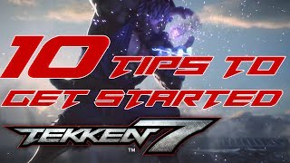 LUYG - 10 Tips to Get Started with TEKKEN 7