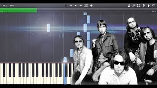 Танцы Минус - Половинка на пианино (Кавер + Разбор)