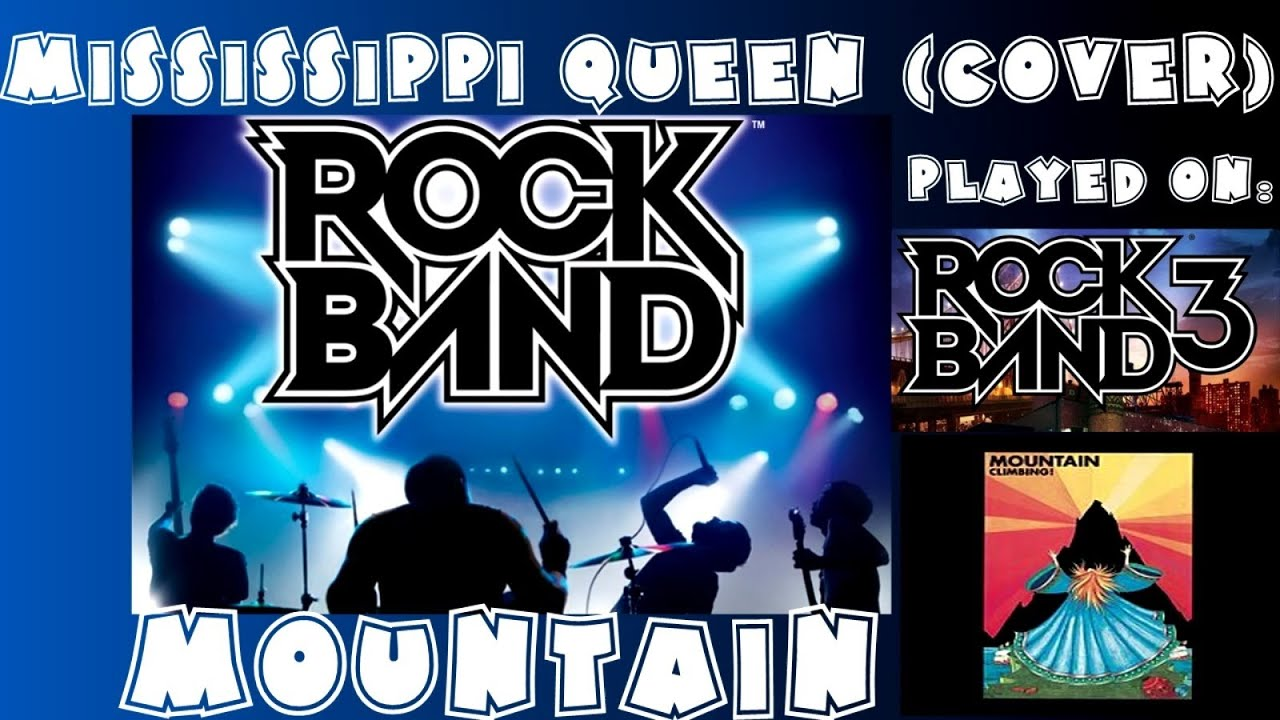 Mountain - Mississippi Queen (Cover) - Rock Band Expert ...