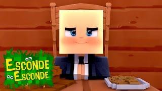 Minecraft: O PODEROSO CHEFINHO! (Esconde-Esconde)