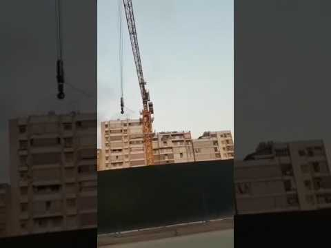 Delivery By Cranes In Jordan! [NOT A CLICKBAIT]