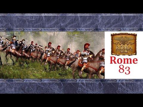 Roma Surrectum II Lets Play Rome #83