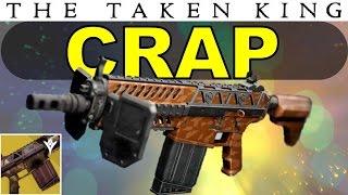 Destiny: The Fabian Strategy is CRAP!   Titan-Exclusive Exotic Auto Rifle   Taken King