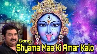 Shyama Maa Ki Amar Kalo   Kumar Sanu   Shyamasangeet   Mp3   Maa Kali Song