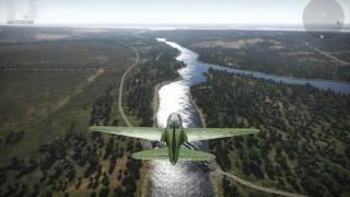 War Thunder. Взлёт, посадка. Самолёт ББ-1
