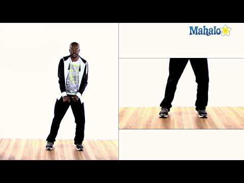 Learn Hip Hop Dance: Shoulder Lean