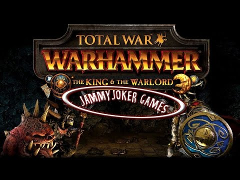 Total War Warhammer - The King and the Warlord, What The Heck is it? |