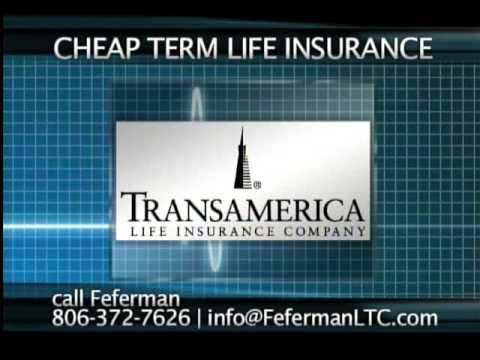 Texas Term Life Insurance - Amarillo, TX