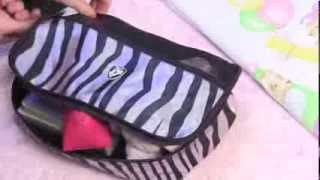 Heys Exotic Packing Cubes