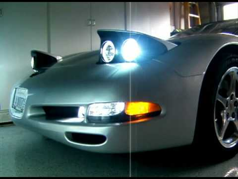 Vette Lights Youtube
