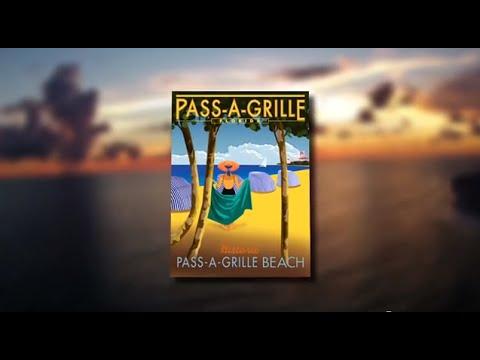 Pass A Grille Beach, Florida