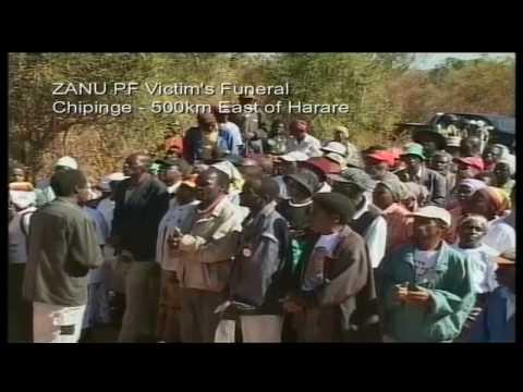 A Ballot of Thorns -Zimbabwe