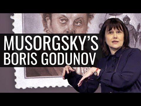 Musorgsky's Boris Godunov