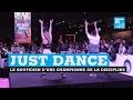 JUST DANCE - Découvrez le quotidien de Dina, championne de la discipline