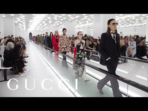 Gucci Spring Summer 2020 Fashion Show | Short Edit