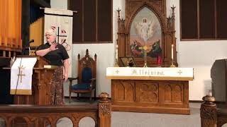March 28, 2021 CL Lutheran Worship Service