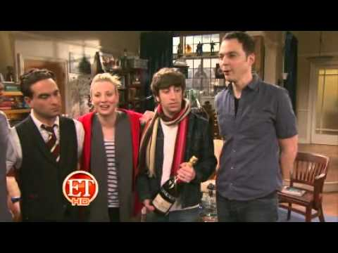 Download Youtube: 'Big Bang Theory' Cast on 'Unexpected' Golden Globe Noms - ET Online