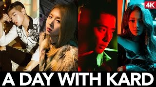 Korean Celebrities Daily Life with K.A.R.D [DIA STAGE]
