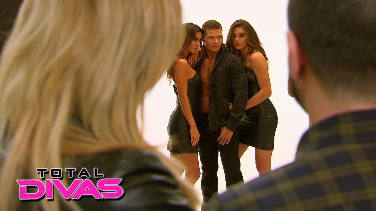 Natalya watches Tyson Kidd's modeling photoshoot: Total Divas: March ...