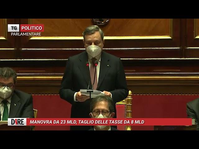 Tg Politico Parlamentare, edizione del 19 ottobre 2021