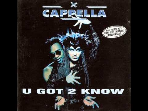Cappella - U got 2 know 2002 mp3