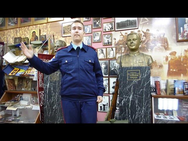 Изображение предпросмотра прочтения – КириллВолженин читает произведение «Генералам 1812 года» М.И.Цветаевой