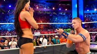 John cena nikki Bella purpose To smackdown live