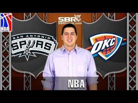 NBA Picks: San Antonio Spurs vs. Oklahoma City Thunder