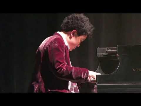 Frederic Chopin Ballade No. 4 in F minor Op 52 - John Yang