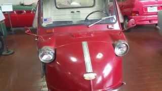 1969 Daihatsu Midget Trimobile