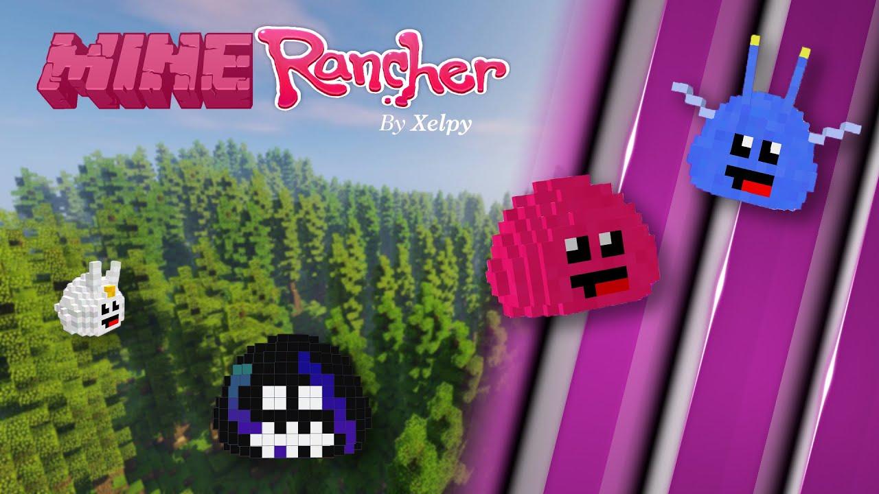 MineRancher - Mods - Minecraft - CurseForge
