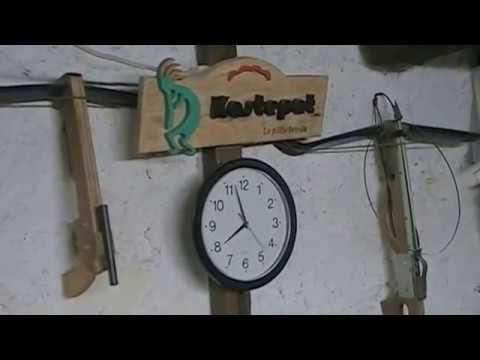 🏄 🏄 DIY : Une trottinette en bois pas comme les autres …. Making wooden scooter … Kastepat