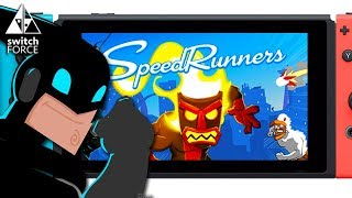 Why The Switch NEEDS Speedrunners