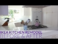 IKEA Kitchen Remodel | Before & After | Los Angeles, CA