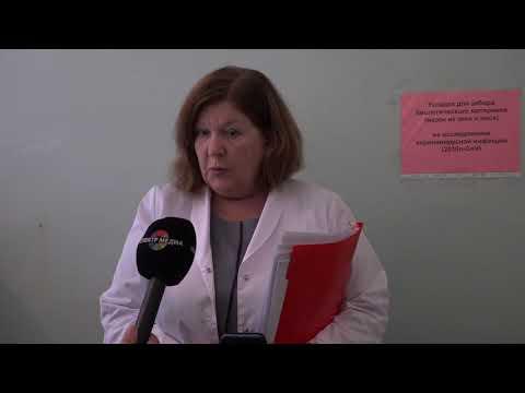 Ситуация по коронавирусу в Гуково