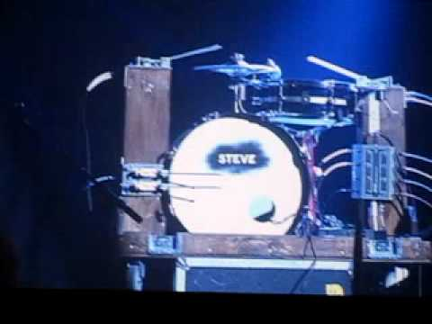 Steve3P0 - Robotic Drummer - David Crowder*Band