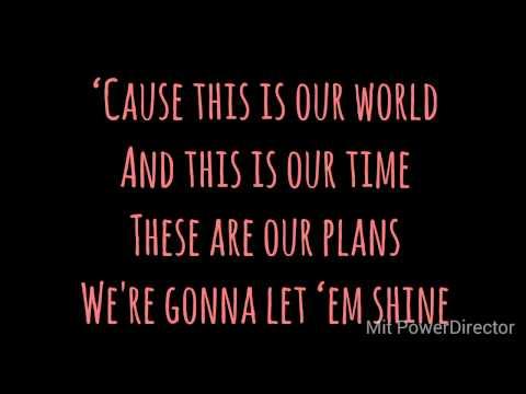 We won't stop dreaming - Pinkzebra Karaoke Version