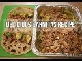 Delicious Carnitas Recipe - One Of My Favorites