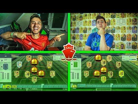 NAJGORSZY TROLL EVER! STATKI vs. JUNAJTED! FIFA 17 / DEV