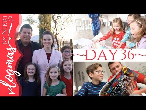 MERRY CHRISTMAS, THAT'S A WRAP | VLOGMAS 2017 DAY 36