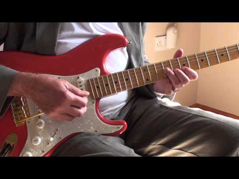 Here There And Everywhere. Hank Marvin Cover.Phil McGarrick