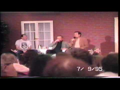 A Distant Shore 1995 ~ Q&A David Schwartz, Roy Dotrice, Jay Acovone 3 of 3