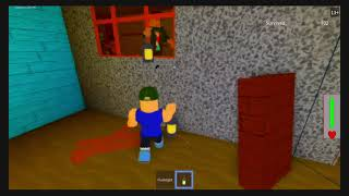 This game is scary: Granny TM roblox