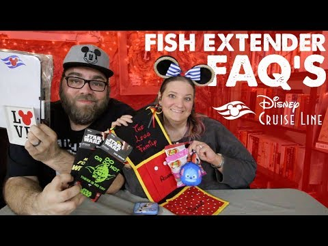 Disney Cruise Line Fish Extender FAQ's! What Is It, How Do I Sign Up, What Should I Give, And MORE!