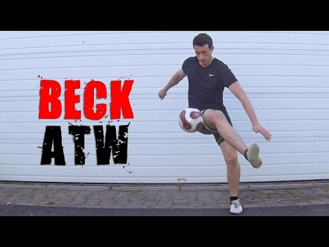 BECK ATW Tutorial :: Freestyle Football / Soccer (LOWERS) BATW