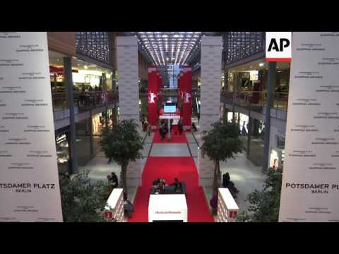 Preparations underway for the Berlin International Film Festival