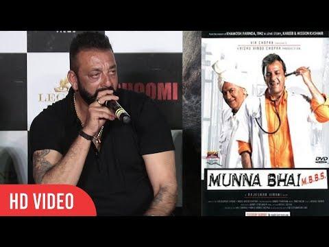 Sanjay Dutt On Munna Bhai M.B.B.S - 3  ...
