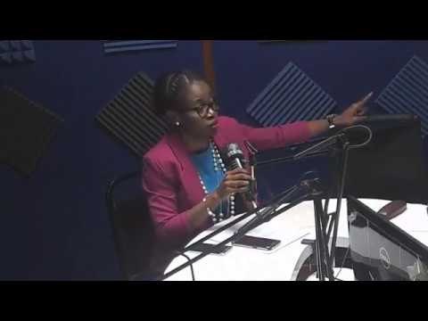 Radio Nationale D'Haiti  - Face a la Nation recoit Thamara Orion (Karavàn, Kouran 24/24